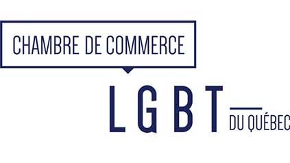 Logo Chambre de commerce gaie du Québec (CCGQ)