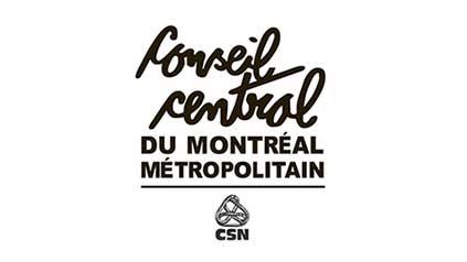 Conseil central du Montréal métropolitain – CSN